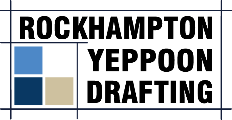 Rockhampton Yeppoon Drafting logo